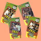 Taxi - The Best of Andy Kaufman vol 1-4